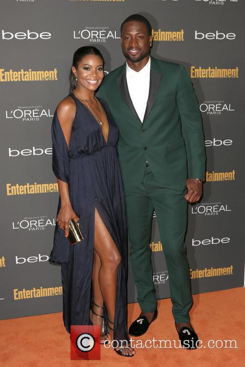 Gabrielle Union and Dwyane Wade 1