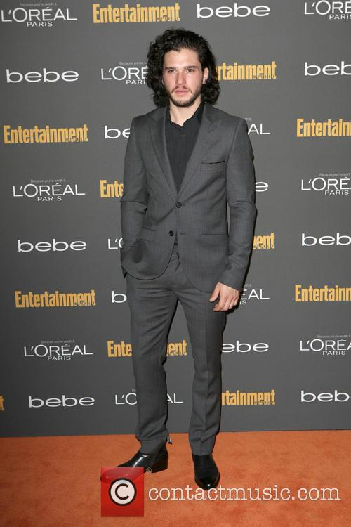 Entertainment Weekly and Kit Harrington 1
