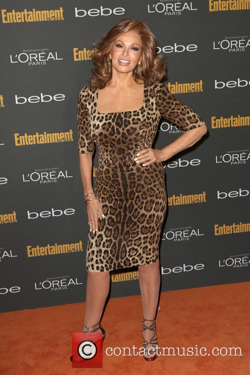 raquel welch entertainment weeklys pre emmy party 3876681