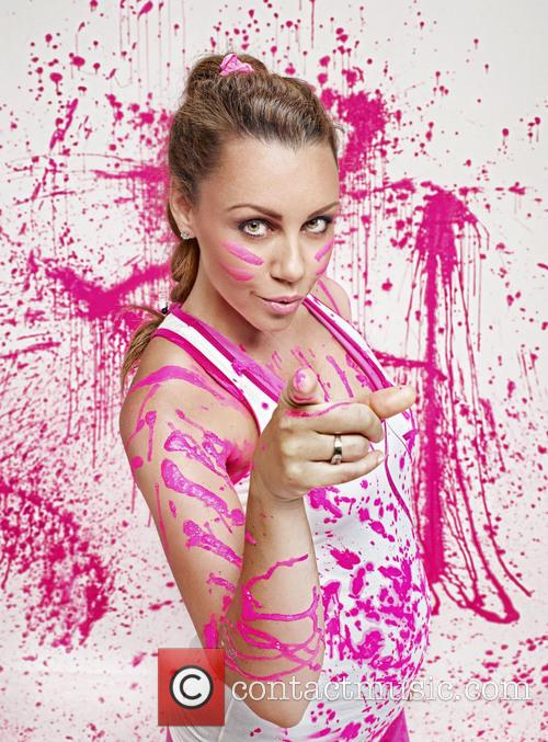 Michelle Heaton joins forces with Zumba Fitness for...