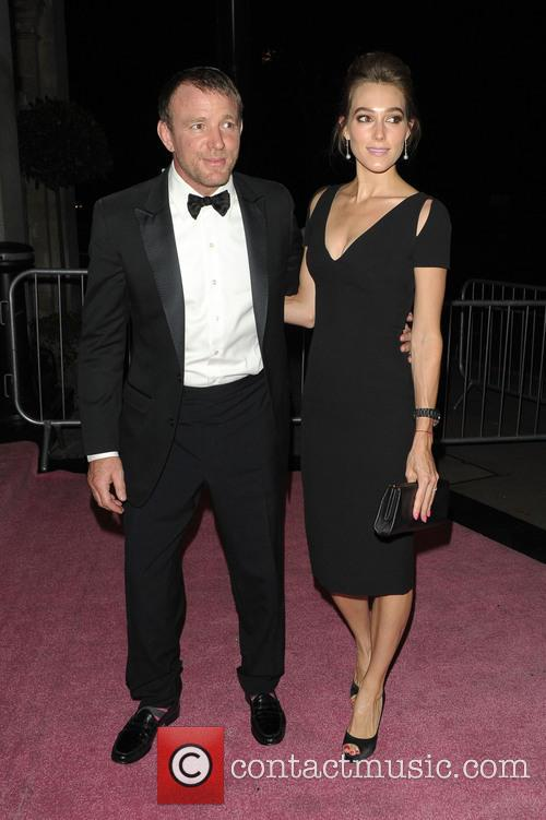 Guy Ritchie and Jacqui Ainsley 4