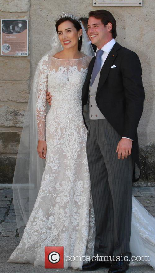 Claire Lademacher and Prince Felix of Luxembourg 9