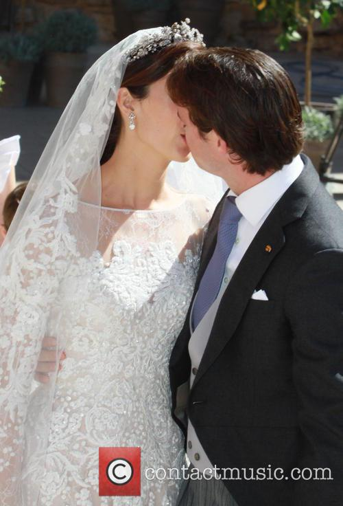 Claire Lademacher and Prince Felix of Luxembourg 10