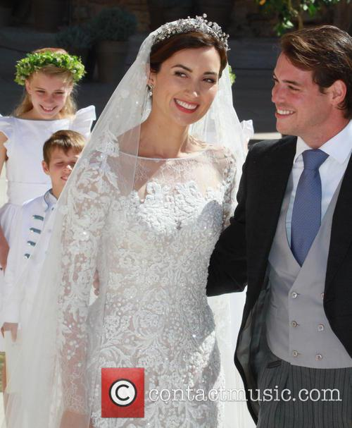 Claire Lademacher and Prince Felix of Luxembourg 13