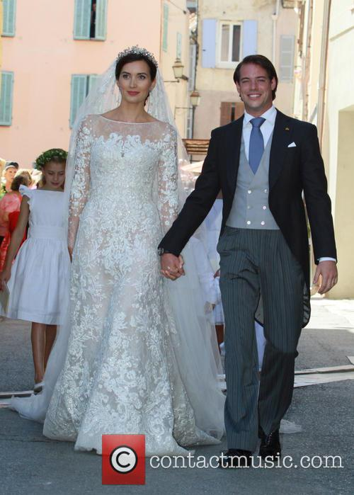 Claire Lademacher and Prince Felix of Luxembourg 14