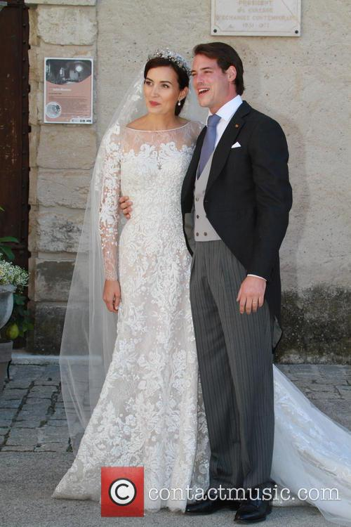 Claire Lademacher and Prince Felix of Luxembourg 15