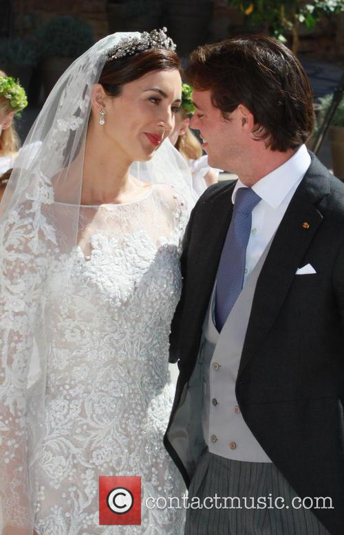 Claire Lademacher and Prince Felix of Luxembourg 18