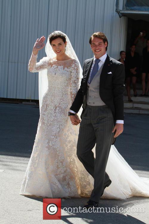 Claire Lademacher and Prince Felix of Luxembourg 19