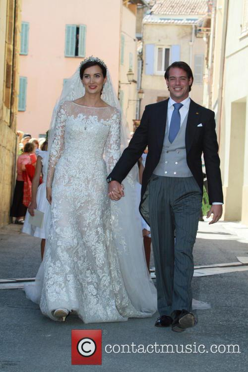 Claire Lademacher and Prince Felix of Luxembourg 22