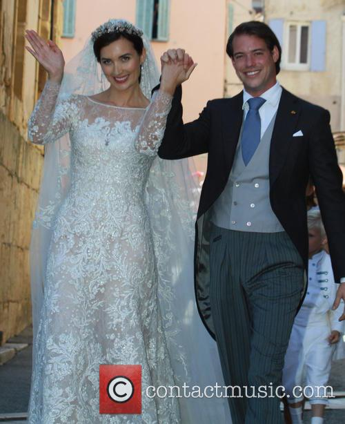 Claire Lademacher and Prince Felix of Luxembourg 31