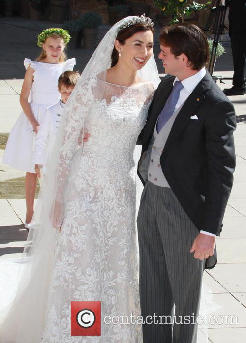 Claire Lademacher and Prince Felix of Luxembourg 44