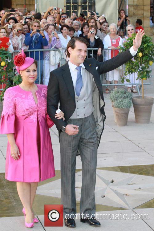 Grand Duchess Maria Theresa and Prince Felix 5