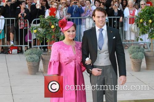 Grand Duchess Maria Theresa and Prince Felix 6