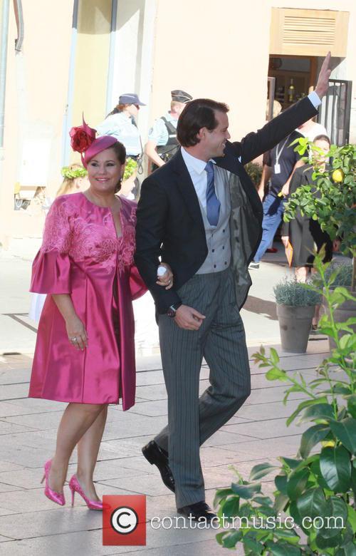 Grand Duchess Maria Theresa and Prince Felix 7