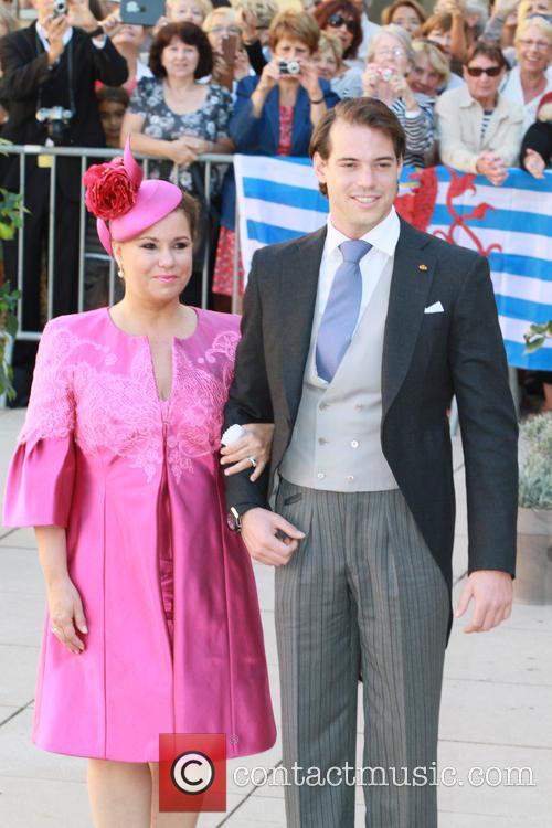 Grand Duchess Maria Theresa and Prince Felix 8