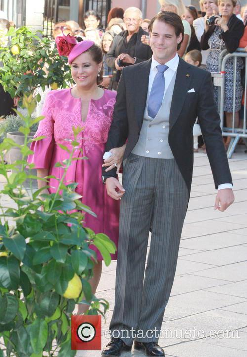 Grand Duchess Maria Theresa and Prince Felix 9