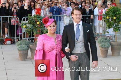 Grand Duchess Maria Theresa and Prince Felix 10