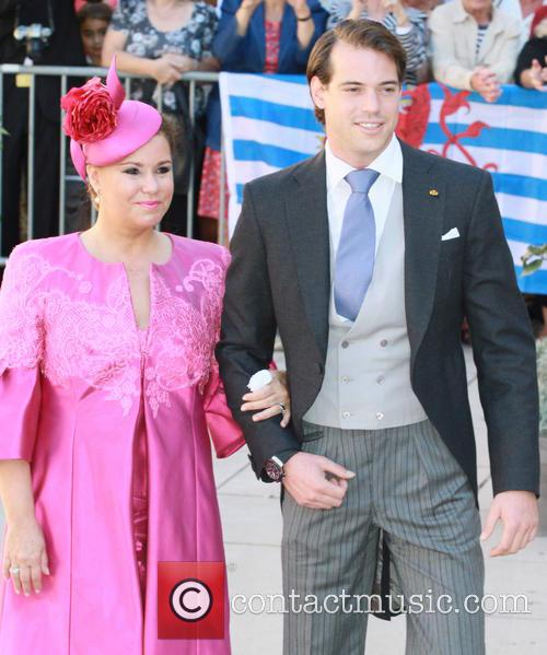 Grand Duchess Maria Theresa and Prince Felix 11