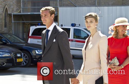 Pierre Casiraghi and Beatrice Borromeo 2