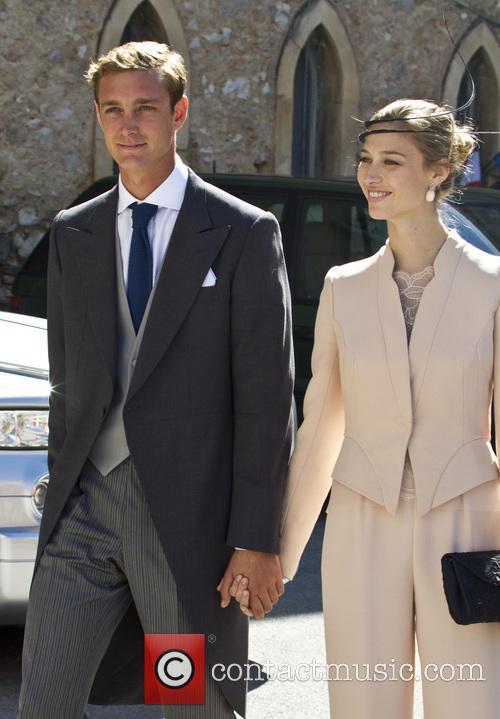 Pierre Casiraghi and Beatrice Borromeo 3