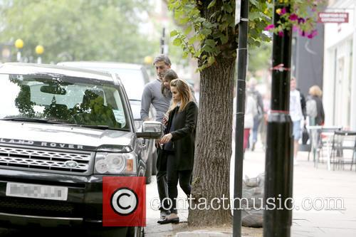 Rachel Stevens and Alex Bourne 4