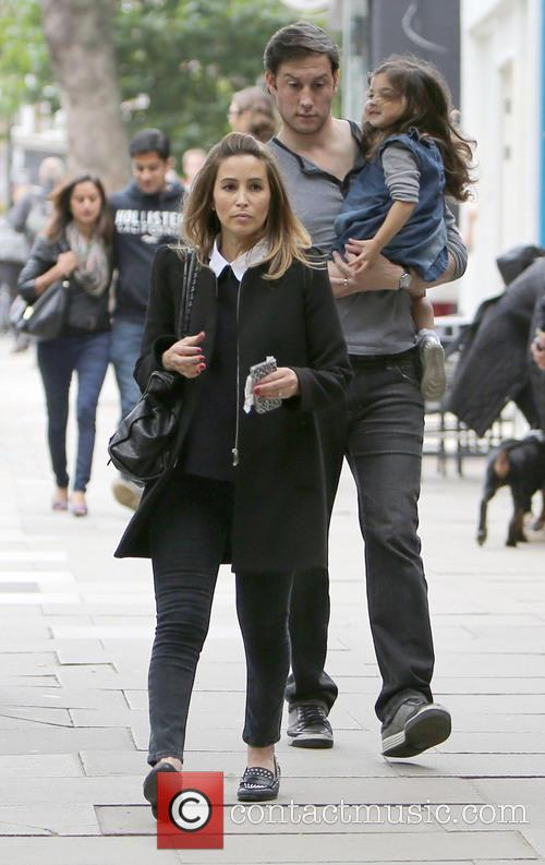Rachel Stevens and Alex Bourne 5