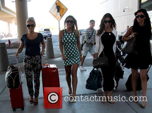 Billie Faiers, Sam Faiers, Ferne Mccann and Lucy Mecklenburgh 5