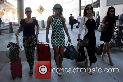 Billie Faiers, Sam Faiers, Ferne Mccann and Lucy Mecklenburgh 6