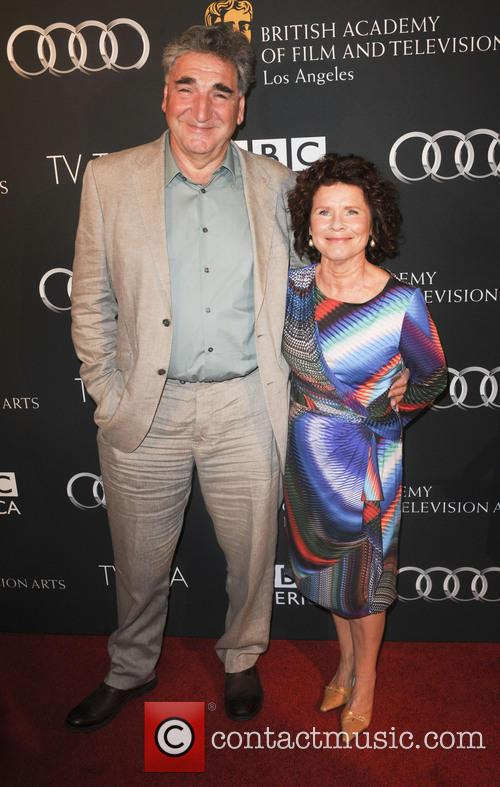 Jim Carter and Imelda Staunton 7