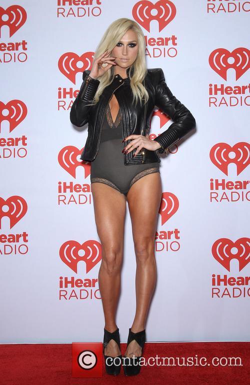 Ke$ha, iHeartRadio Music Festival
