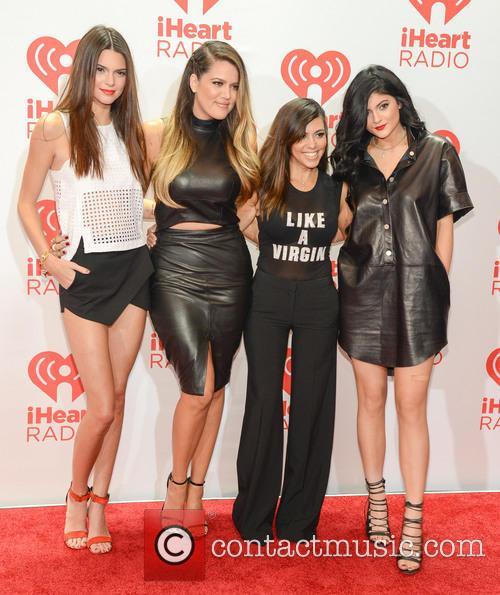 Kendall Jenner, Khloe Kardashian, Kourtney Kardashinan and Kylie Jenner 1