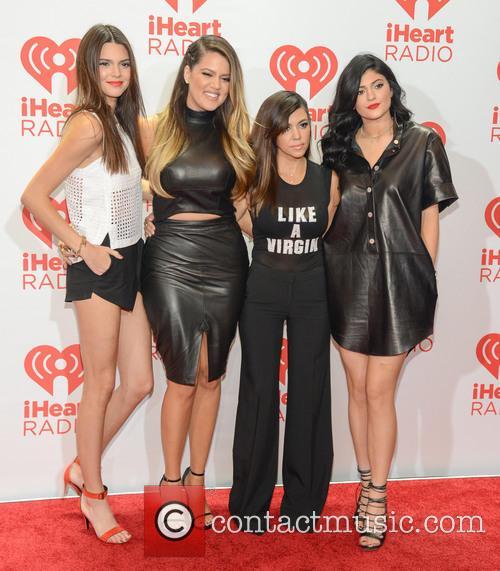 Kendall Jenner, Khloe Kardashian, Kourtney Kardashinan and Kylie Jenner 2