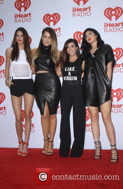 Kendall Jenner, Khloe Kardashian, Kourtney Kardashinan and Kylie Jenner 3