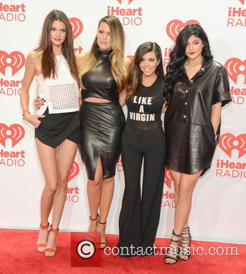 Kendall Jenner, Khloe Kardashian, Kourtney Kardashinan and Kylie Jenner 5