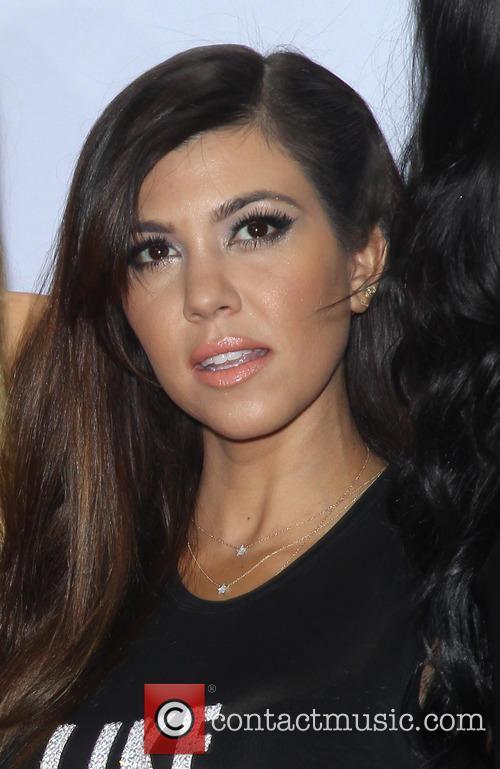 Kourtney Kardashian 1