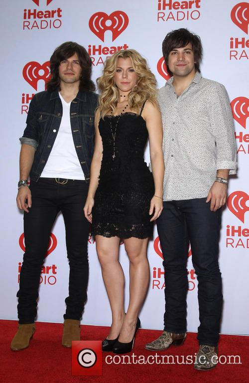 the band perry iheartradio music festival 3877163