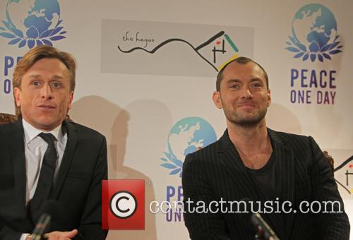 Jude Law and Jermy Gilley 9