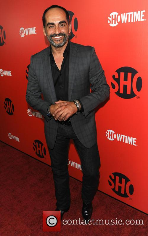 navid negahban 2013 showtime emmy eve soiree 3876495