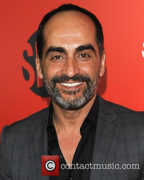 Navid Negahban, Sunset Tower HOtel