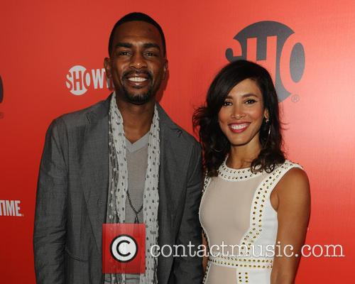 Bill Bellamy and Kristen Baker