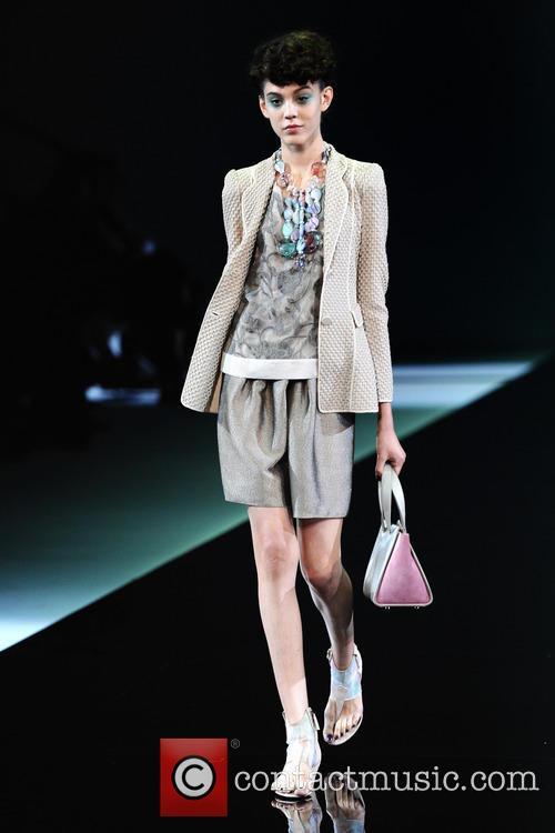 Milan Fashion Week and Giorgio Armani 2