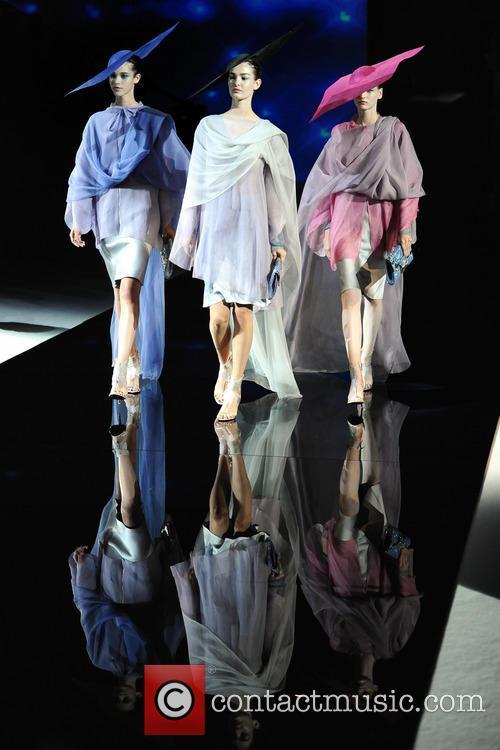 Milan Fashion Week and Giorgio Armani 3