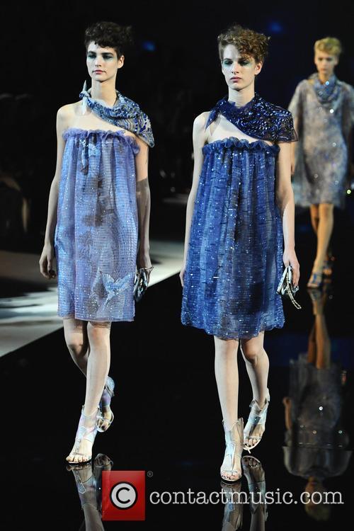 Milan Fashion Week and Giorgio Armani 4