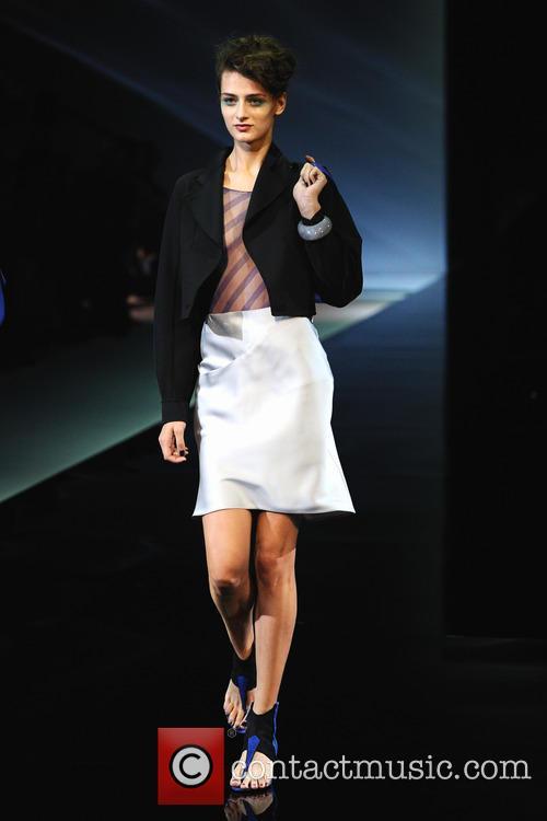 Milan Fashion Week and Giorgio Armani 5