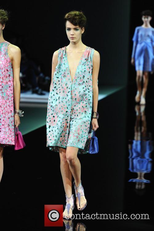 Milan Fashion Week and Giorgio Armani 7
