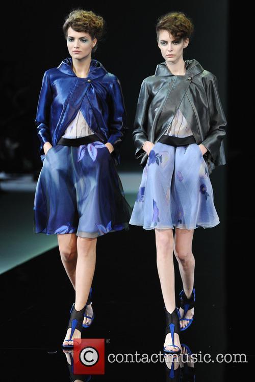 Milan Fashion Week and Giorgio Armani 8