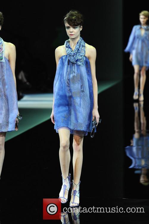 Milan Fashion Week and Giorgio Armani 9