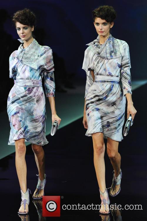 Milan Fashion Week and Giorgio Armani 10