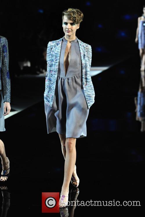 Milan Fashion Week and Giorgio Armani 12