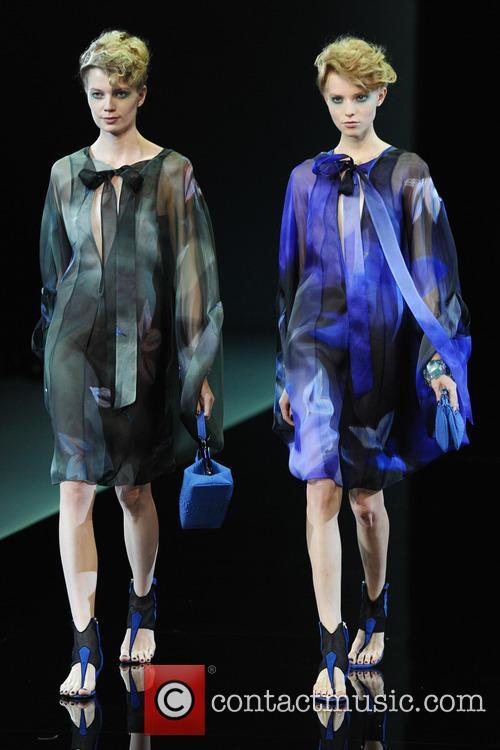 Milan Fashion Week and Giorgio Armani 13